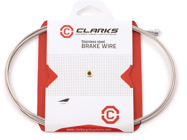 Clarks Brake Wire Die Drawn Roestvrij Staal voor Road